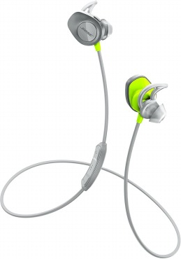 Bose SoundSport wireless headphones ワイヤレスイヤホン