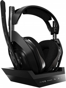 ASTRO Gaming ヘッドセット A50 WIRELESS