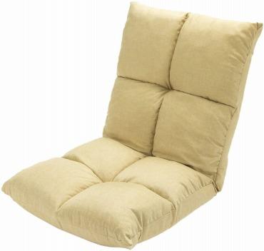 アイリスプラザ 座椅子 リクライニング