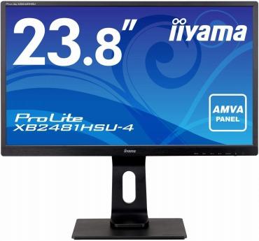 iiyama モニター 23.8インチ