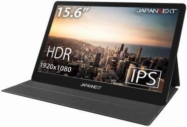 JAPANNEXT モバイルディスプレイ タッチパネル JN-MD-IPS1560TFHDR