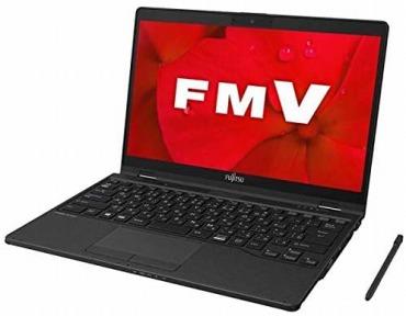 富士通 ノートパソコン FMV LIFEBOOK UHシリーズ 13.3型 タッチ対応