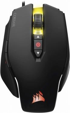 Corsair M65 RGB ELITE -Black- ゲーミングマウス MS359 CH-9309011-AP