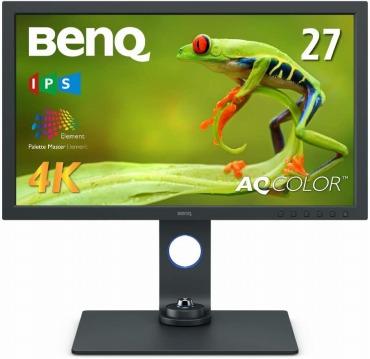BenQ SW271C カラーマネージメントモニター