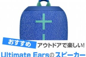 Ultimate Earsのスピーカー