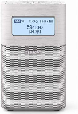 ソニー ホームラジオ SRF-V1BT