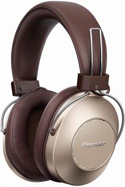 パイオニア SE-MS9BN(G) Bluetoothヘッドホン 密閉型/ハイレゾ対応