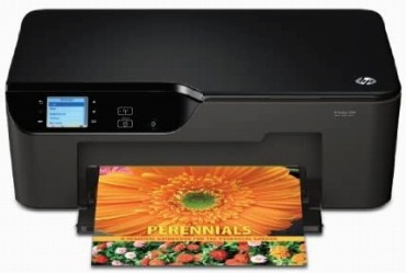 HP Deskjet 3520 AirPrint 無線 A4 複合機