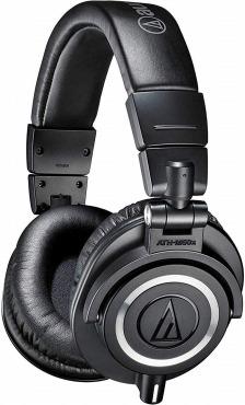 audio-technica プロフェッショナルモニターヘッドホン ATH-M50x DJ