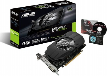 ASUS NVIDIA GeForce GTX1050TI