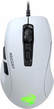 ROCCAT Kone Pure Ultra 白いゲーミングマウス