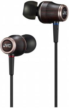 JVC HA-FW03 CLASS-S カナル型イヤホン ハイレゾ音源対応
