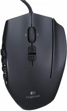Logicool G ゲーミングマウス 有線 G600t