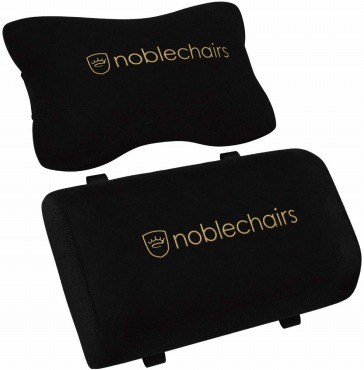 noblechairs ゲーミングチェア クッション セット ピロー ランバーサポート