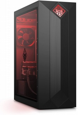 OMEN by HP Obelisk Desktop 875 AMD Ryzen 7
