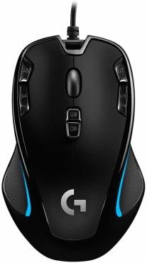 2,500DPIゲーミングマウス Logicool G G300Sr