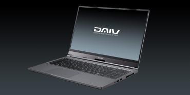クリエイター向けノートパソコン DAIV