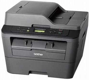 brother レーザープリンター A4 モノクロ 複合機 JUSTIO DCP-L2540DW