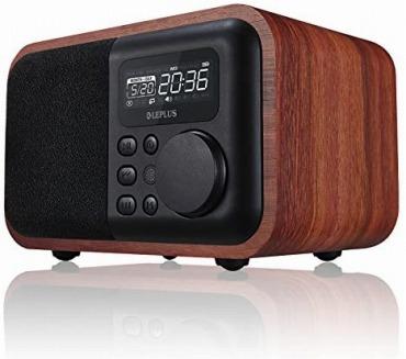 LEPLUS Bluetoothワイヤレススピーカー ラジオ搭載