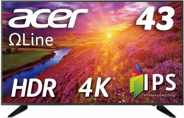 Acer OmegaLine 43インチ DM431Kbmiiipfx 4Kモニター