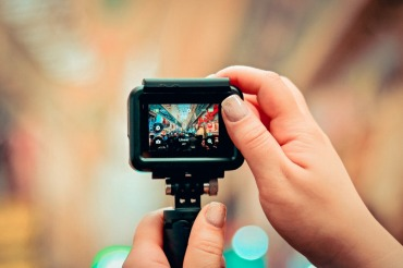 GoProの対応シーン