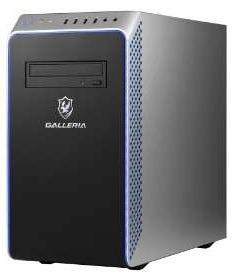 ドスパラ  GALLERIA ゲーミングデスクトップパソコン
