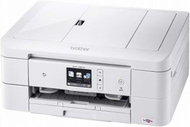 ブラザー プリンター インクジェット複合機 DCP-J987N-W レーベル印刷対応