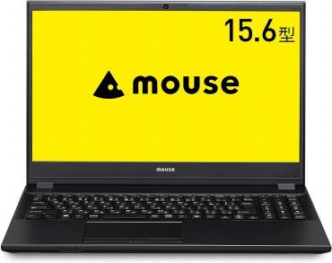 マウスコンピューター mouseノートパソコン 15.6型