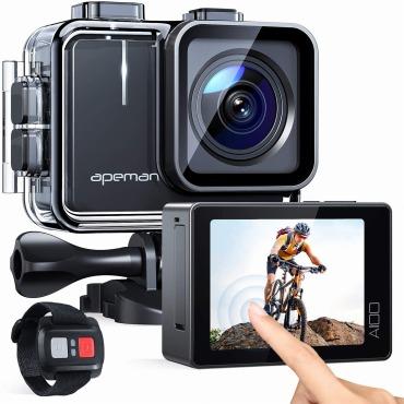 APEMAN A100 アクションカメラ