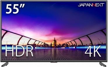 JapanNext 55インチ 4K モニター JN-V5500UHDR