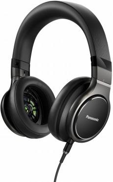 パナソニック 密閉型ヘッドホン ハイレゾ音源対応 RP-HD10-K