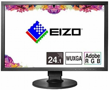 EIZO ColorEdge 24.1インチ WUXGA CS2420-ZBK