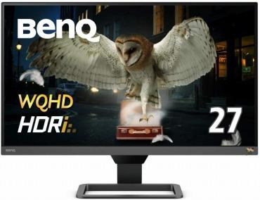 BenQ 27インチWQHD モニター EW2780Q