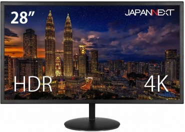 JapanNext 28インチ 4K モニター JN-T2888UHDR