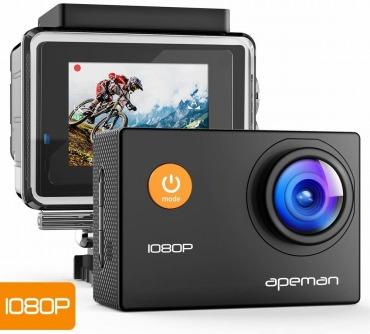 APEMAN A68 アクションカメラ