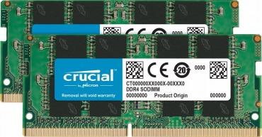 メモリ Crucial 32GB