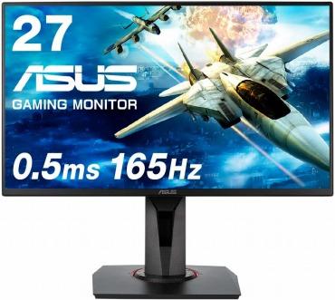 ASUS ゲーミングモニター 27インチ VG278QR 165Hz
