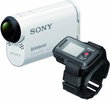 ソニー HDR-AS100VR