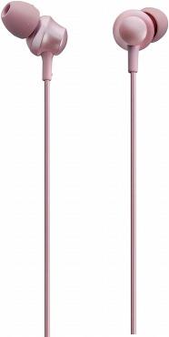 パナソニック カナル型イヤホン ピンク RP-HJE360-P
