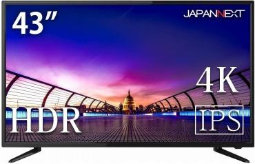 JapanNext 43インチ 4K モニター JN-IPS4300UHDR