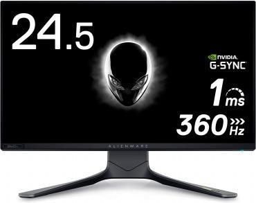Dell ALIENWARE AW2521H ゲーミングモニター 24.5インチ