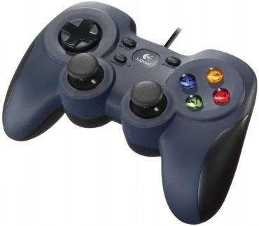 Logicool G ゲームパッド F310r PC用 コントローラー