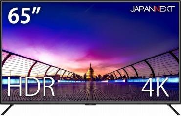 JAPANNEXT 65インチ 4K モニター JN-V6500UHDR