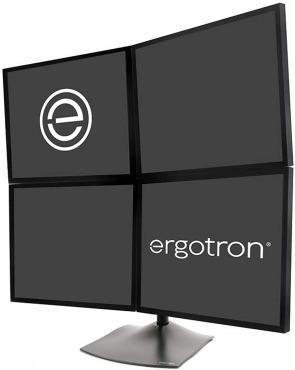 エルゴトロン 4画面用 モニターアーム