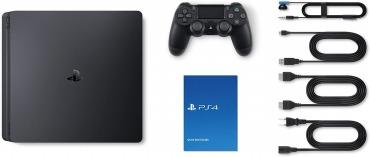 PS4本体のセット内容