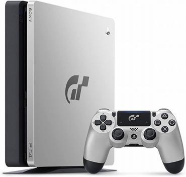 PS4 グランツーリスモSPORT セット