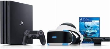 PS4 VRセット