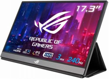 ASUS ゲーミングモニター ROG STRIX 17.3インチ