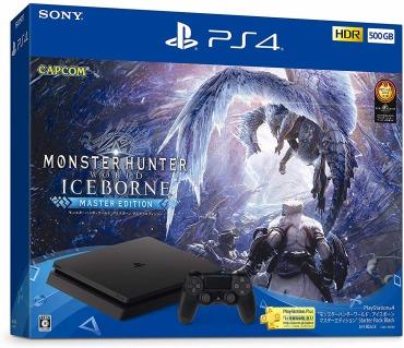 PS4 モンハン アイスボーン セット