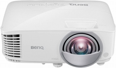 BenQ MW826ST (WXGA) 短焦点プロジェクター